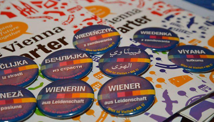 Start Wien – Startna pomoć za nove doseljenice i doseljenike