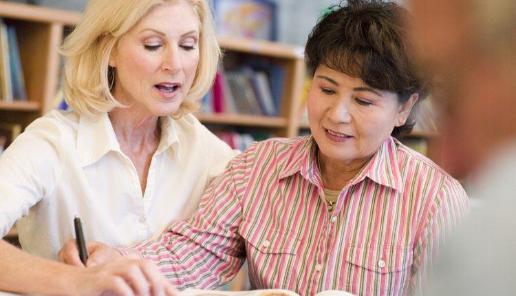 Basisbildungskurse und Deutschkurse für Erwachsene